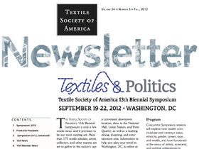 View past newsletters from TSA archive